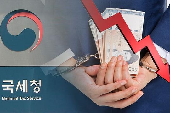 청탁금지법 시행 이후 접대비 지출 감소세 지속