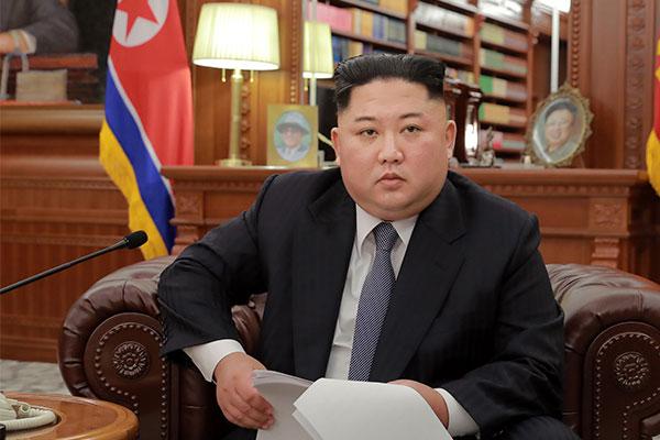金正恩发布亲笔新年贺信 劳动党代会即将举行