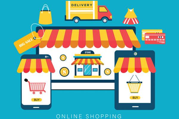 Объём онлайн-торговли вырос в марте на 26,4%
