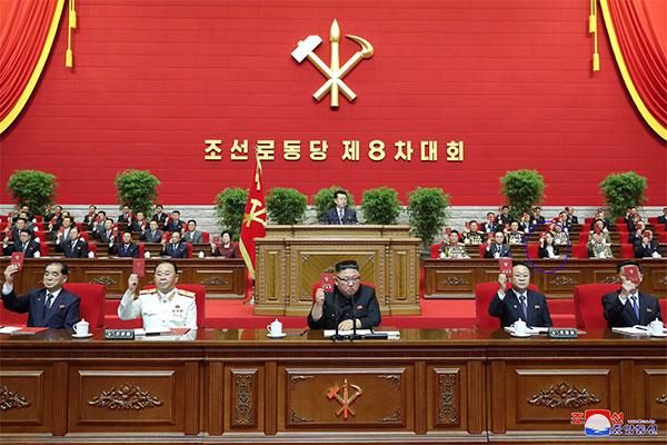 金委員長、労働党大会で経済戦略の失敗認める