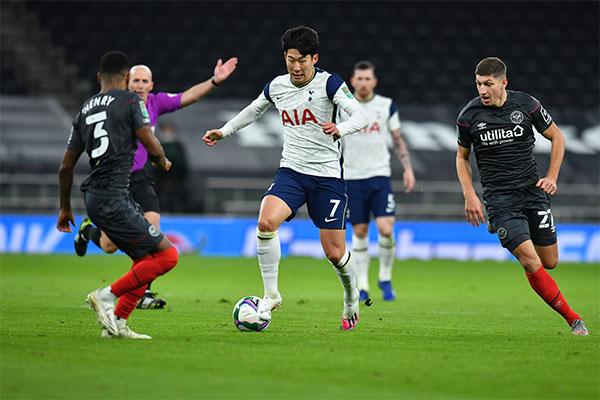 Pesepak Bola Asal Korsel, Son Heung-min Cetak Gol ke-150 di Liga Eropa