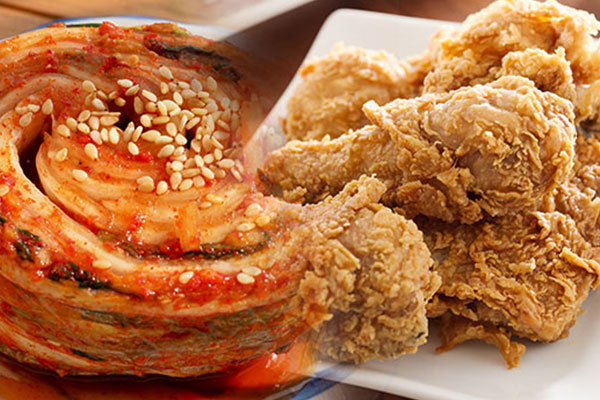 Survey: Korean Fried Chicken Most Popular Korean Dish in Foreign Countries