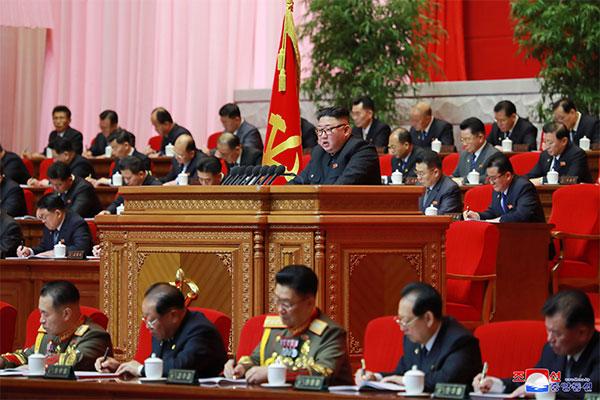 Лидер КНДР призвал к поддержанию мира путём укрепления обороны