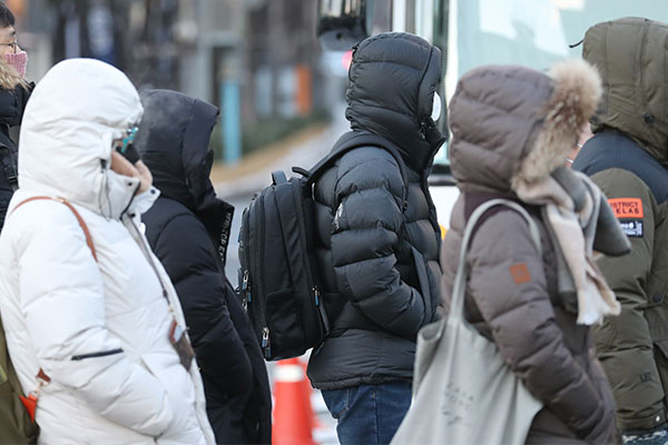 Seoul to Be Placed under Cold Wave Watch from Monday Night