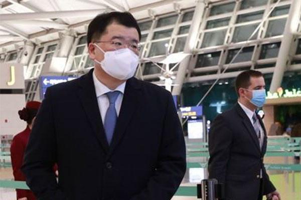 韩政府代表团抵达德黑兰 船舶释放问题协商开始