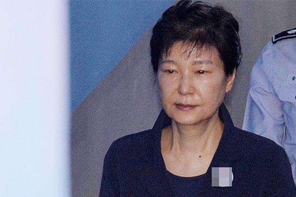 Cựu Tổng thống Park Geun-hye không chịu nộp tiền phạt