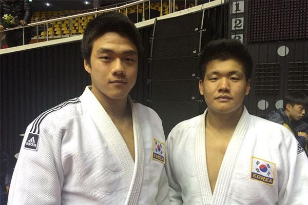 柔道の国際大会「ワールドマスターズ」で韓国チームは2位