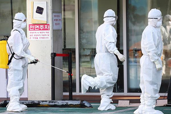 S. Korea Reports 513 New COVID-19 Cases