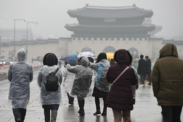 Cold Snap Advisory to Take Effect in Seoul Friday Night
