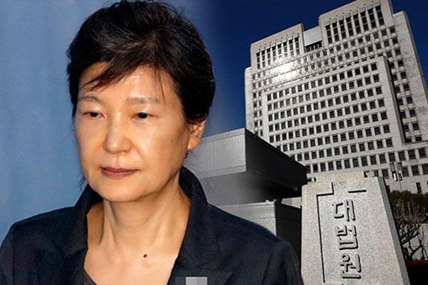 Cheongwadae : l'ultime verdict contre Park Geun-hye s'inscrit dans l'esprit de la Constitution