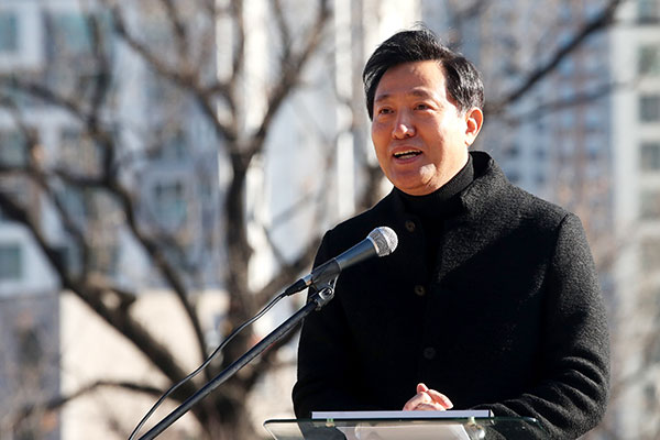 PPP Elects Oh Se-hoon, Park Heong-Joon as Candidates for Mayoral Posts