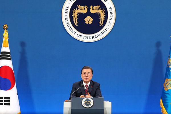 Moon: Nordkoreas Machthaber hat Willen für Dialog und Denuklearisierung