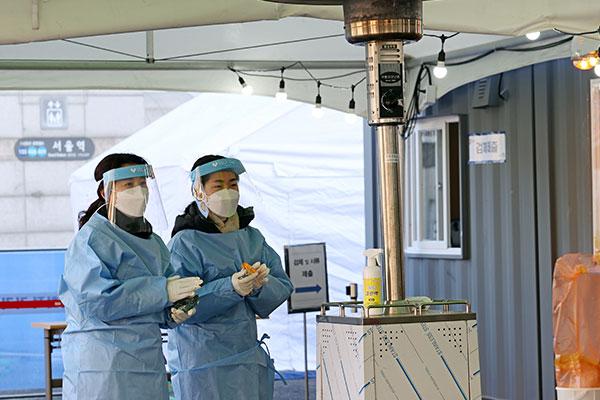 首尔新增101例新冠病例 62天来最少