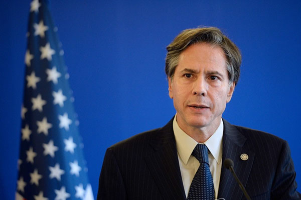 Blinken: US to Review Entire Approach to N. Korea