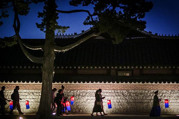 Konten Virtual Istana dan Makam Raja Korea Telah Meraih 310 Ribu Tontonan