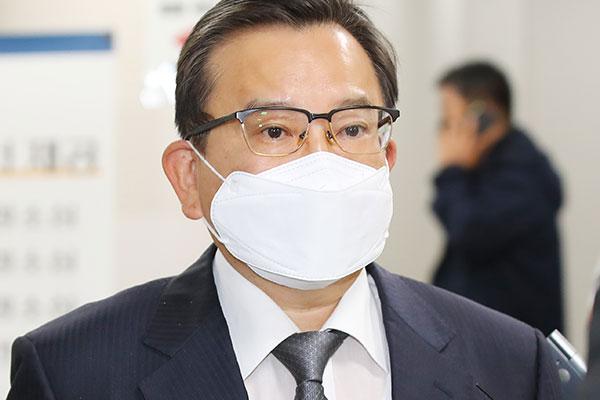 Affaire Kim Hak-eui : le Parquet de Suwon perquisitionne le ministère de la Justice