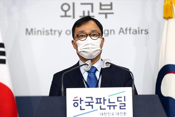 韩国防部力促定期举行南北军事会谈 统一部促进国会批准《板门店宣言》