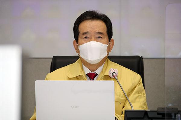 韓国国務総理代行「11月までに集団免疫獲得できる」 国会質疑で