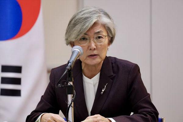 韓米外相が電話会談 「ブリンケン長官の就任を歓迎」