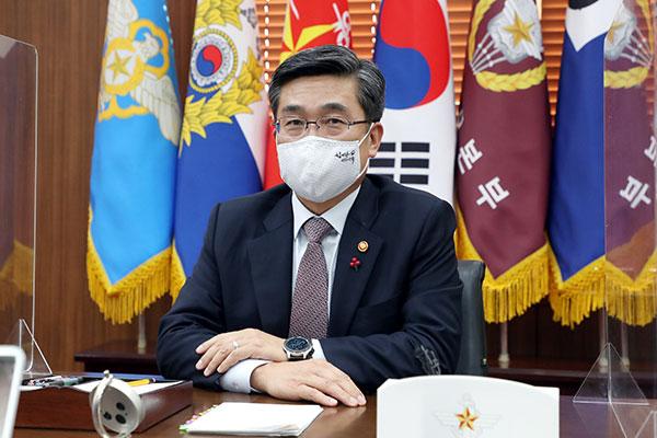 雅诗-徐旭:正为韩美联合军演做准备 新冠疫情是变数