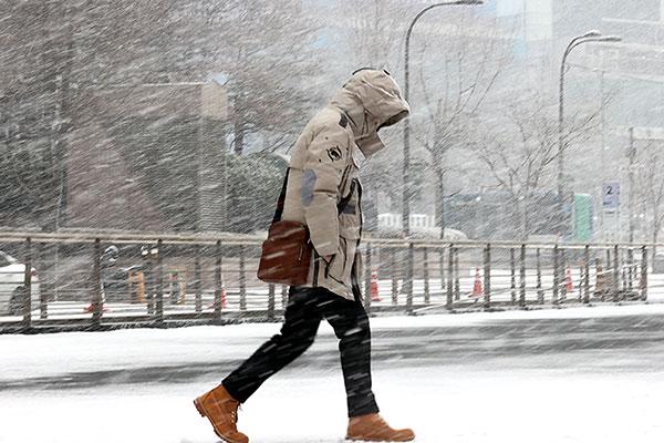 Территорию РК накрыла волна холодного воздуха