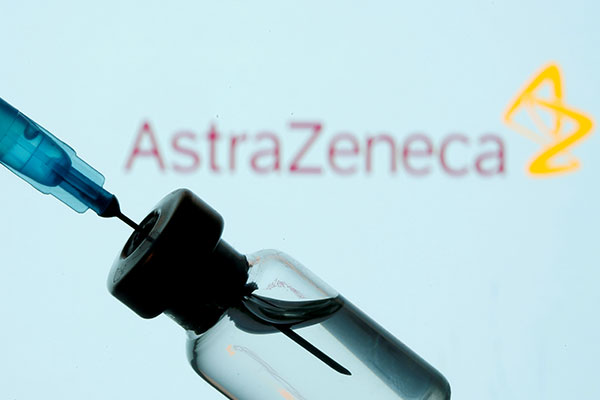 Study Finds AstraZeneca Vaccine Only Offers 10% Protection against COVID-19 Variant
