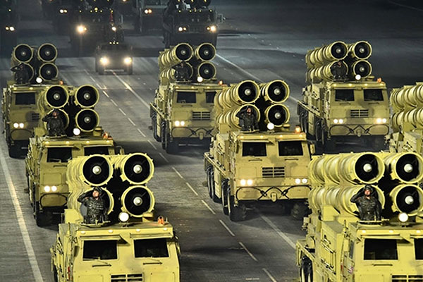 Bắc Triều Tiên chỉ thị quân đội đóng vai trò chủ đạo xây dựng kinh tế đất nước