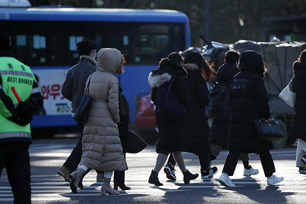 Cold Weather to Hit Nation on Wednesday