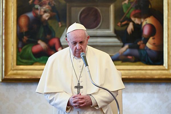 بابا الفاتيكان يؤكد استعداده لزيارة كوريا الشمالية