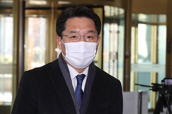 Corée du Nord : échange téléphonique entre Noh Kyu-duk et Sung Kim