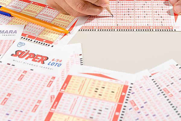Объём продаж лотерейных билетов достиг рекорда