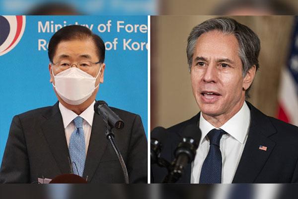 韩美外长共享美对北韩政策结果 韩对美政策表欢迎