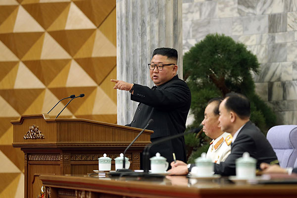N. Korea Expresses Commitment to Stronger Military Capabilities