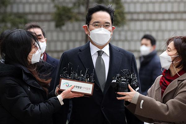 Justizministerium informiert Samsung-Erben über fünfjährige Beschäftigungsbeschränkung