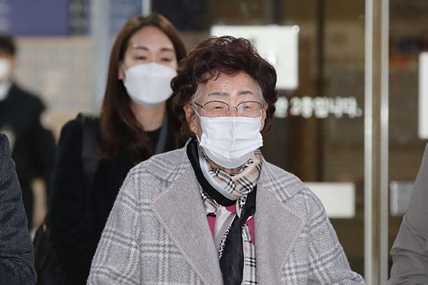 Nạn nhân bị cưỡng ép mua vui thời chiến Hàn Quốc đề xuất Chính phủ khởi kiện lên Tòa án công lý quốc tế