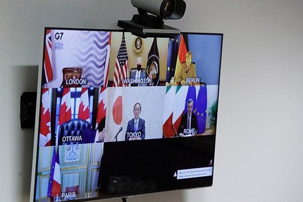Großbritannien lädt Südkorea zu G7-Außenministertreffen im Mai in London ein