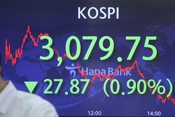 2月22日主要外汇牌价和韩国综合股价指数