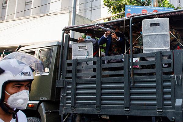 كوريا تعرب عن قلقها العميق بشأن استخدام القوة ضد المتظاهرين في ميانمار