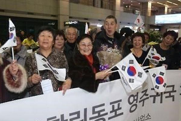 今年共将有350名库页岛同胞回到韩国定居