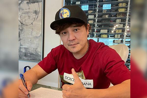 韓国復帰のチュ・シンス 東京五輪代表メンバー候補に内定