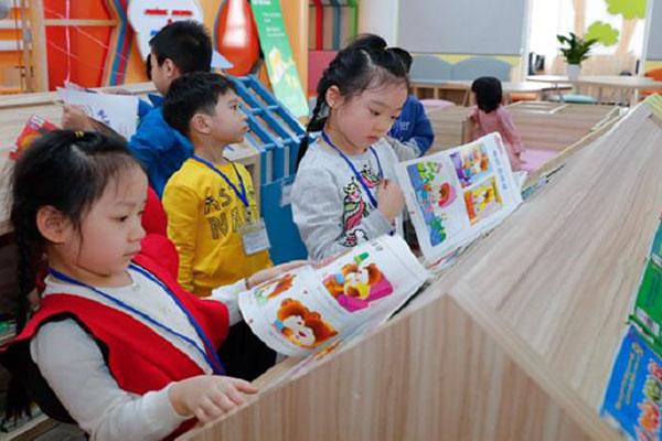 Hàn Quốc khai trương thư viện đầu tiên dành cho thiếu nhi tại Việt Nam