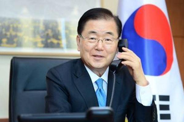 Главы МИД РК и Ирана обсудили ситуацию с задержанием южнокорейского танкера