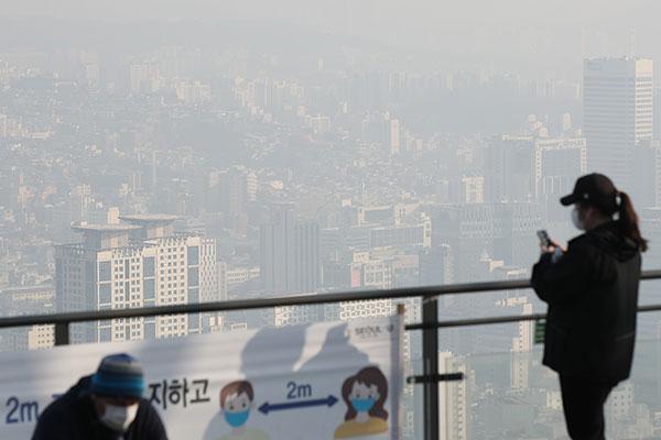 Sábado despejado en centro y Jeolla del Norte