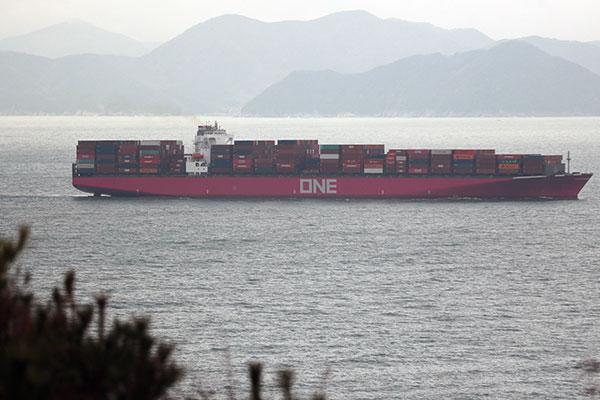 9.5% زيادة في الصادرات الكورية في فبراير