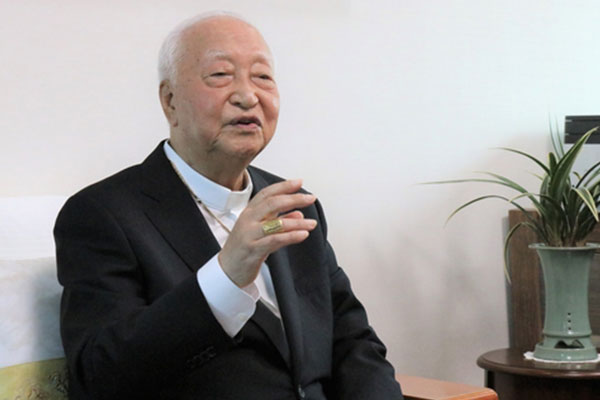 Hospitalisation du cardinal Nicholas Cheong Jin-suk