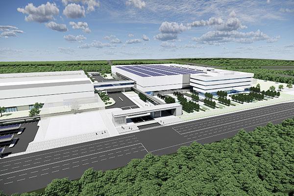 現代自動車 中国広州市で海外初の燃料電池工場の着工式