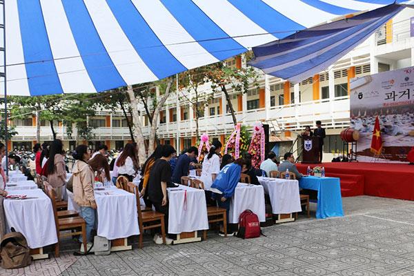越南将韩语列为第一外语 小学三年级开始可接受韩语教育
