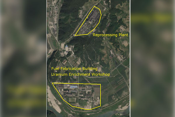 38 North: Signs of Activity at Facilities in Yongbyon Complex