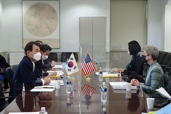 Hàn Quốc và Mỹ đạt thỏa thuận nguyên tắc về Hiệp định chia sẻ chi phí quân sự chung
