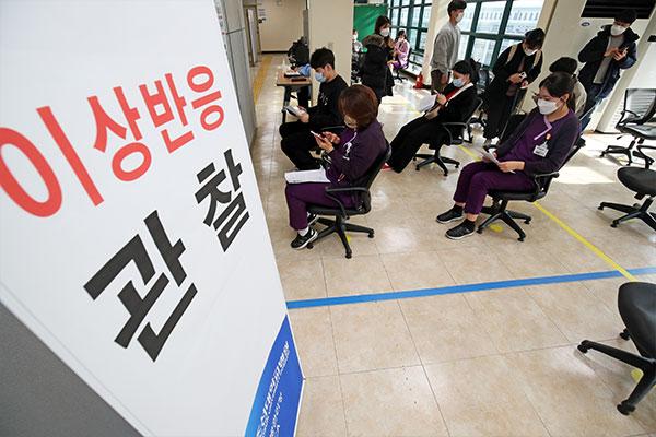 雅诗-韩政府:接种新冠疫苗后死亡者死因与接种疫苗无关
